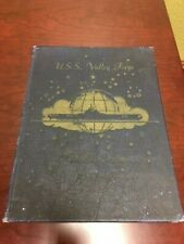 USS Valley Forge CV-45 1947-48 World Cruise Book US Navy Aircraft Carrier
