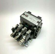 Cutler Hammer A10en0 Motor Starter A10e 1 6 25 2 Contact Kit Nema Size 3 A1