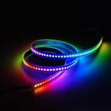 ws2812 ws2812b led strip light pixels Individually Addressable RGB 5050 tape 5V
