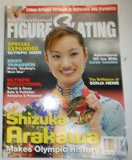 International Figure Skating Magazine Shizuka Arakawa April 2006 050815R