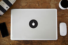 "Donner le doigt Decal autocollant pour Apple MacBook Air / Pro Ordinateur Portable 12 "" 13"" 15 """