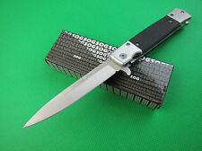 New Assisted Opening Knife Tactical Rescue Fishing Folding Pocket Saber Gift