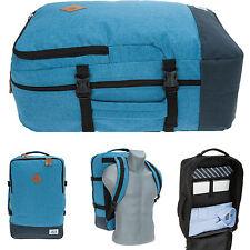 Rucksack Bestway Cabin Pro Retro Handgepäck IATA Reiserucksack Leichtgepäck Blau