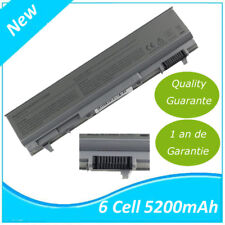 Batterie pour Dell Latitude e6400 e6410 e6500 e6510 nm631 nm632 nm633 pt434