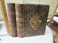 2 Vols.NATIONAL PORTRAIT GALLERY of Eminent AMERICANS,1862,Chappel,DUYCKINCK