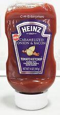 Heinz Caramelized Onion & Bacon Tomato Ketchup 14 oz