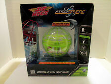 Spin Master Air Hogs AtmoSphere Axis Hovering Sphere Toy - Green - NIB Sealed