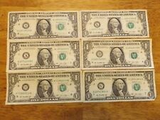 Double Year Date Lifetime Anniversary Other Occasion Dollar Bill Serial Numbers
