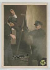 1966 Donruss Green Hornets Photos #15 The criminals' leader attacks Card 2u3