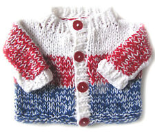 New Kss Handmade Scandinavian & Us Colored Toddler Sweater (24 Months) Sw-302