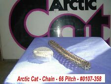 Arctic Cat Snowmobile Silent Chain # 0107-358 66 Pitch