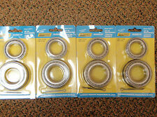 "BOAT TRAILER WHEEL BEARING KIT 50-53571 AXLE 1-3/8""X 1-1/16"" 4 PAC WITH SEALS"