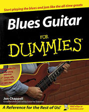 Learn to Play Blues Guitar for Dummies BOOK + CD Tutor