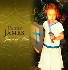 Joan of Arc cd Peggy James Rare OOP