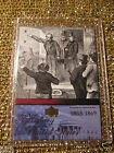 US President Andrew Johnson 1865 US Hisotry Upper Deck Trading Card