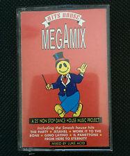 HITS HOUSE MEGAMIX - CASSETTE
