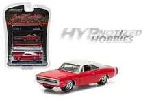 GREENLIGHT 1:64 1970 DODGE HEMI CHARGER RT DIE-CAST 27830-D