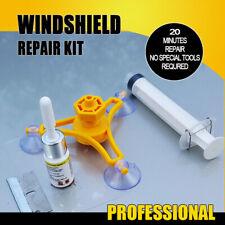 2Pcs Auto Glass Nano Repair Fluid Car Windshield Resin Crack Tool Kit USA