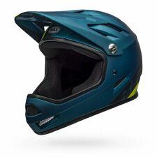 Full helmet Sanction Agility matt blue 2020 BELL bike