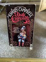 Ramsey Campbell DARK COMPANIONS 1st Tor PB 1985  HTF Rare Jill Bauman Cover