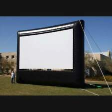 Open Air Cinema Elite 30' x 17' Inflatable Indoor Outdoor Movie Screen 16x9 E-30