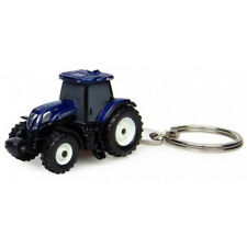 New Holland t7.210 Blue Power tractor key anillo