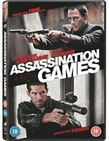 Assassination Games [DVD][Region 2]