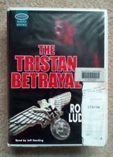 The Tristan Betrayal by Robert Ludlum Audiobook Audio Book on CASSETTE