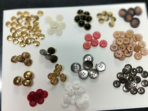 Button, mix over 100 sewing buttons, all for $10