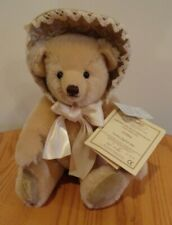 Limited Edition Dean's Rag Book Co Ltd Mohair Bear Lydia #369/1000 With Tags