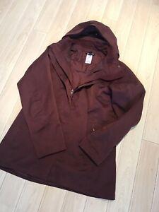 Patagonia Womens Jacket Purple Size Large