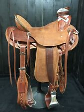 Custom Wade Saddle - Ranch/Roping/Training/Trail/Association