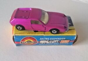 Vintage Superfast No 5 Lotus Europa in near mint condition with original box.