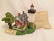 Harbour Lights 221 Dunkirk, Ny Lighthouse 1998 Coa, Box. Low Number