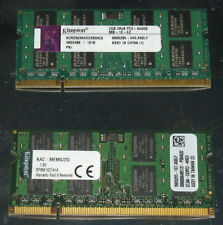 1GB 2GB 4GB Markenspeicher DDR2 667 / 800 MHz SO-Dimm pol.200 PC2-5300S/6400S