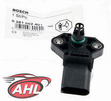 BOSCH 0 281 002 401 Ladedruck Sensor Ansauglufttemperatur AUDI VW
