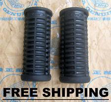 Nos Honda CL90 CL100 CL125 CB125 CB93 CB96 CB160 S90 CM91 Foot Rest Rubber Set