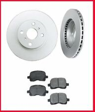 Fits For 98-2002 Toyota Corolla Prizm Front Brake Rotors & Ceramic Pads