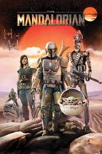 Star Wars: The Mandalorian Group Poster 89