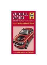 Vauxhall Vectra 1995 to 1998 Petrol & Diesel Service and Repair Manual (Haynes,