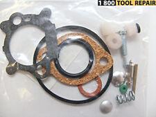 Float Carburetor Overhaul Rebuild / Repair KIT Toro 493762, 498260