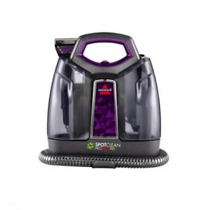 BISSELL SpotClean ProHeat Pet Portable Carpet Cleaner, 2513W