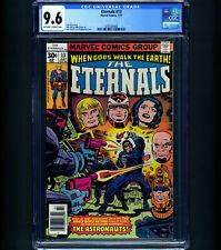 Eternals #13 CGC 9.6 1st App - Gilgamesh the Forgotten One LIKE HULK & HERCULES!