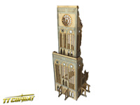 TTCombat - Si-Fi Gothic - SFG033 - Gothic Ruined Tower