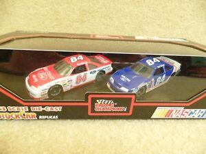 New 1991 Racing Champions 1:43 Diecast NASCAR Bill Elliott Melling Red & Blue 84