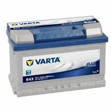 VARTA Starter Battery BLUE dynamic 5724090683132