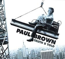 Paul Brown - Truth B Told [New CD]