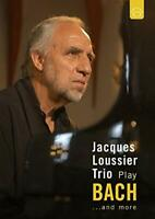 Jacques Loussier Trio plays Bach and more [DVD] [2005][Region 2]