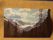 Vintage Postcard Jackson Glacier, Glacier National Park, Montana