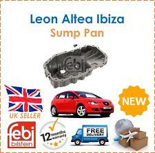 For Seat Altea Leon Ibiza Toledo 1.4 Febi Bilstein Wet Sump Pan 03C 103 603 T